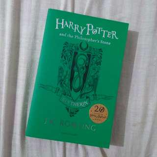 Harry Potter and the Philosopher's Stone (Slitherin Edition)