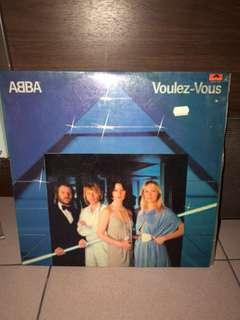 ABBA Voulez-Vous (Vinyl record)