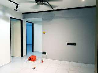 Painting and Electrical