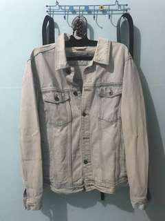 PULL AND BEAR JEANS JACKET