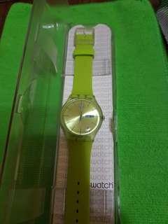 Swatch Lime Rebel SUOG702