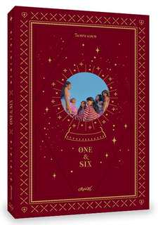 🚚 [全新]Apink 7th MINI ALBUM ONE&SIX〈SIX ver.〉