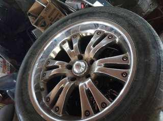 """20"""" Rims Used for Ford Expedition"""