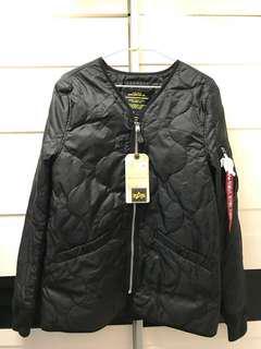 alpha industries pioneer jacket