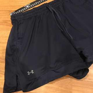 M size under armour