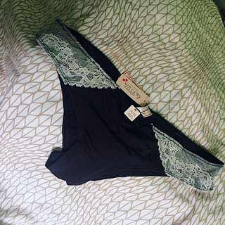 La Senza Black Panties