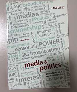 Media & Politics