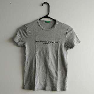 Benetton T-Shirt / XS/S