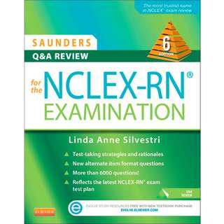 Saunders Q&A Review for the NCLEX-RN® Examination 6th Edition