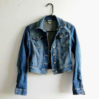 Denim Jacket / XS