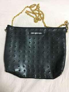 🚚 泰國BKK 黑色皮革包