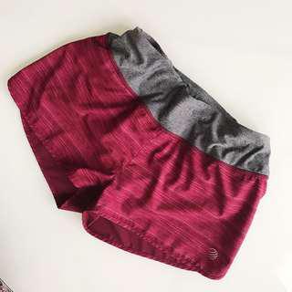 MPG running shorts size S