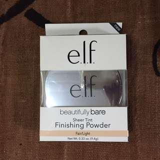 ELF Finishing Powder
