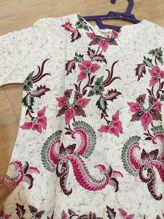 Blouse Batik new freeongkir JKT