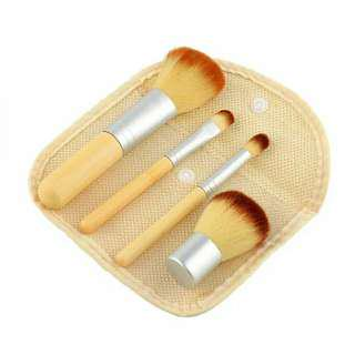 Bamboo Set Premium Brush
