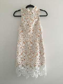 Cameo Collective lace dress XS