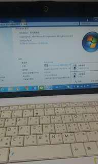 ASUS小筆電