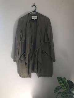 Green Waterfall Jacket