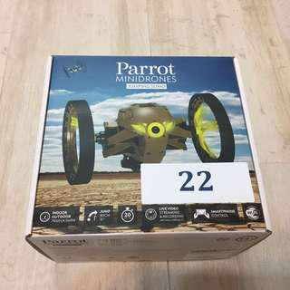 Parrot MINIDRONES  JUMPING SUMO搖控車