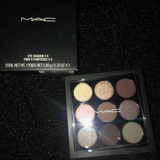 M.A.C 'Solar Glow Times Nine' Eyeshadow Palette
