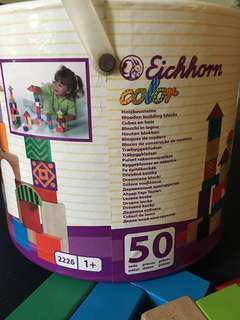 Eichhorn 50 blocks