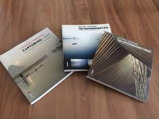 Michael Freeman Photography Books (3 books)