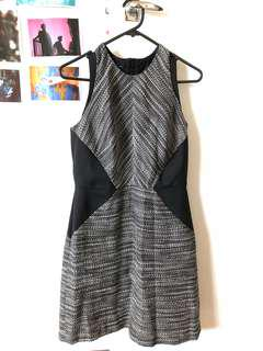 Cole dress tweed size 10