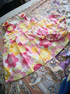 H&M dress and bloomer
