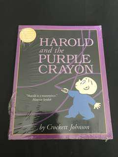 🌟NEW    Harold and the Purple Crayon