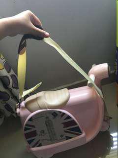 Baby Vespa Luggage