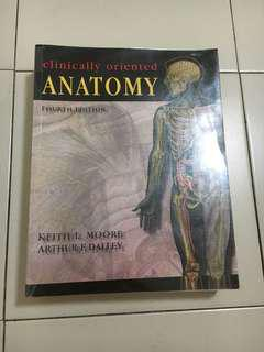 🚚 Moore's anatomy textbook 4th edition