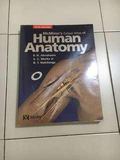 🚚 Human anatomy colour altas