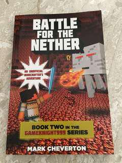 Minecraft - Battle for the Nether
