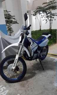 Yamaha WR200 (Dekit Stuff)