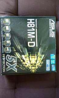 Unused ASUS Motherboard