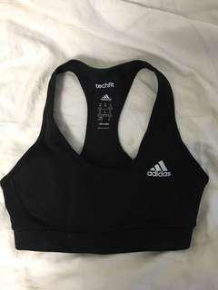 Adidas sports bra size XS