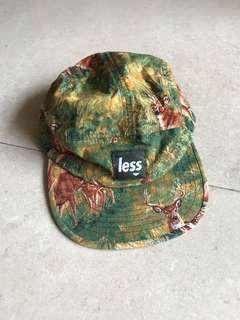 LESS Camp hat 五分割帽 #女裝半價拉