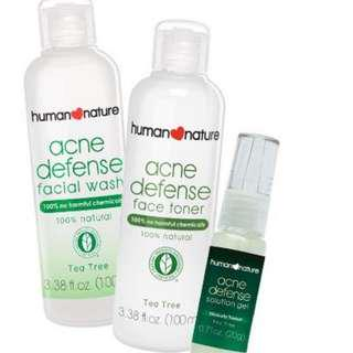 Acne-Free in Three