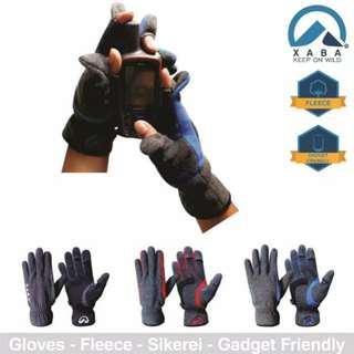 Glove outdoor gloves xaba Sikerei sarung tangan sepeda motor hiking climbing