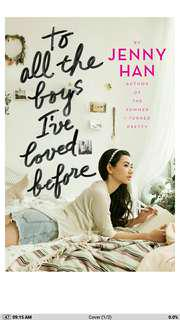 To All the Boys I've Loved Before Trilogy eBook (Jenny Han)
