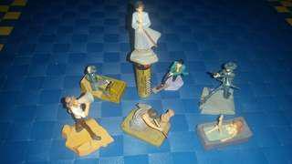 Lupin 3 set