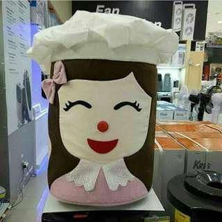 Cover Dispenser Chef Pink