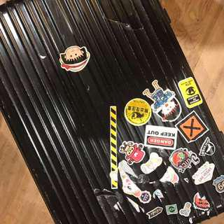 28inch light Pully travel Luggage case