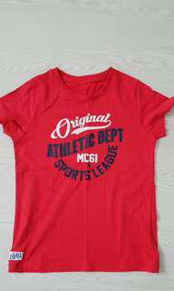 Mothercare 6T boys tee