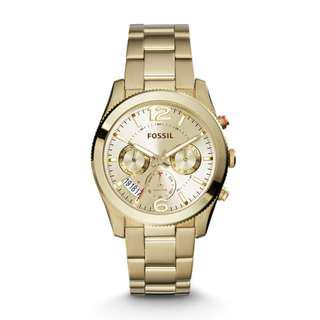 🚚 [Promotion] FOSSIL ES3884 Perfect Boyfriend Multifunction Stainless Steel Watch