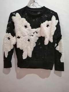 Brokat sweater