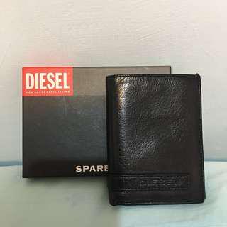 🚚 Diesel 黑短夾/防刮好觸感
