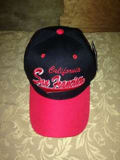San francisco california cap