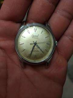 Vintage ogival watch