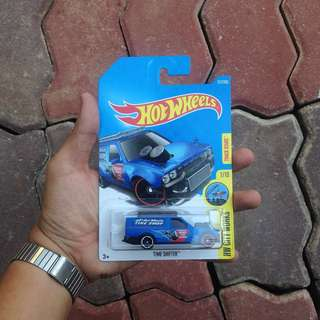 Hot Wheels - Time Shifter